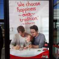 Gay Couple 'Choose Happiness Over Tradition' in New Coca-cola Ad from the Netherlands