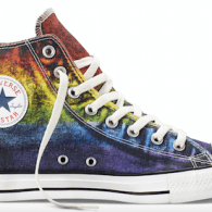 Converse Unveils Its LGBT Pride Chuck Taylors: PHOTOS
