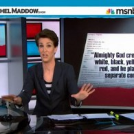 Rachel Maddow Explains The Dangerous Implications Of North Carolina's Anti-Gay Bill: VIDEO