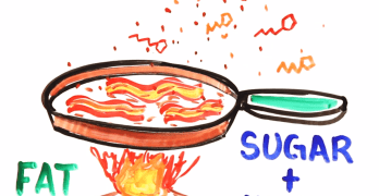 ASAPScience on Bacon