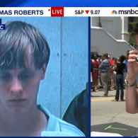 MSNBC's Thomas Roberts Breaks Down On-Air At Charleston Church: WATCH