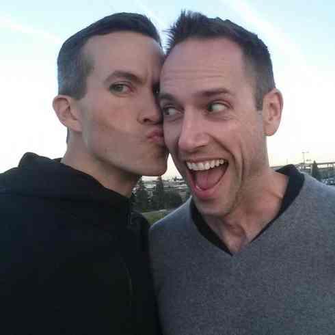 two gay couples cyd ziegler dan pinard