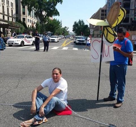 D.C. Protest 2