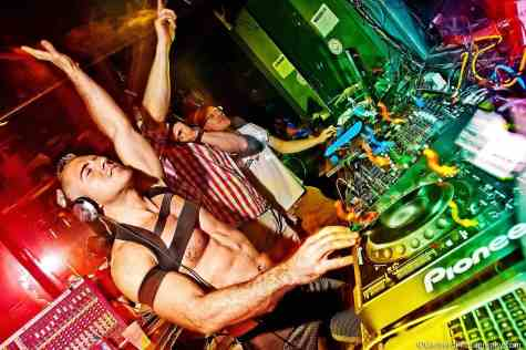 Stephen Massey, DJ Grind in Portland, Oregon, ManAboutWorld gay travel magazine