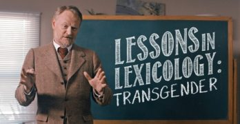 Transgender terminology Jared Harris