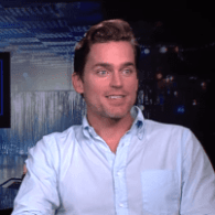 Magic Mike XXL Star Matt Bomer Schools Reporter on Gay Stereotypes: VIDEO