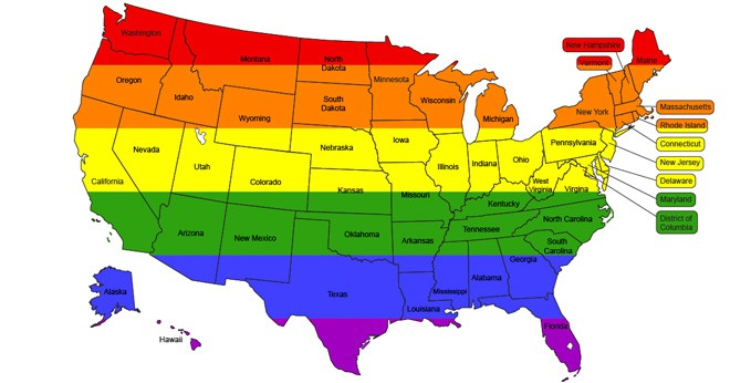 from Kalel 31 states gay fired