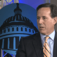 Rick Santorum Complains Ted Cruz Isn't Anti-LGBT Enough for His Tastes