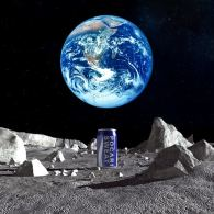 Get Ready for Ads on the Moon. Starting with this Japanese Sports Drink