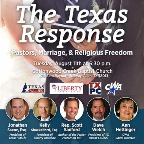 TexasReponse