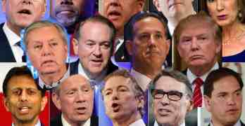 Republican presidential candidates