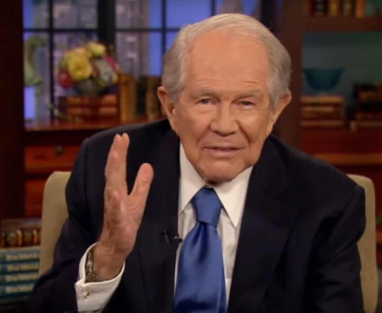 Pat robertson homosexuality in christianity