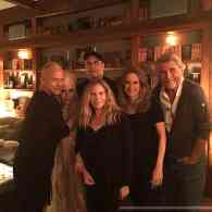 Inside Barbra Streisand's Power Dinner for Gaga, Travolta, and Ryan Murphy: PHOTOS
