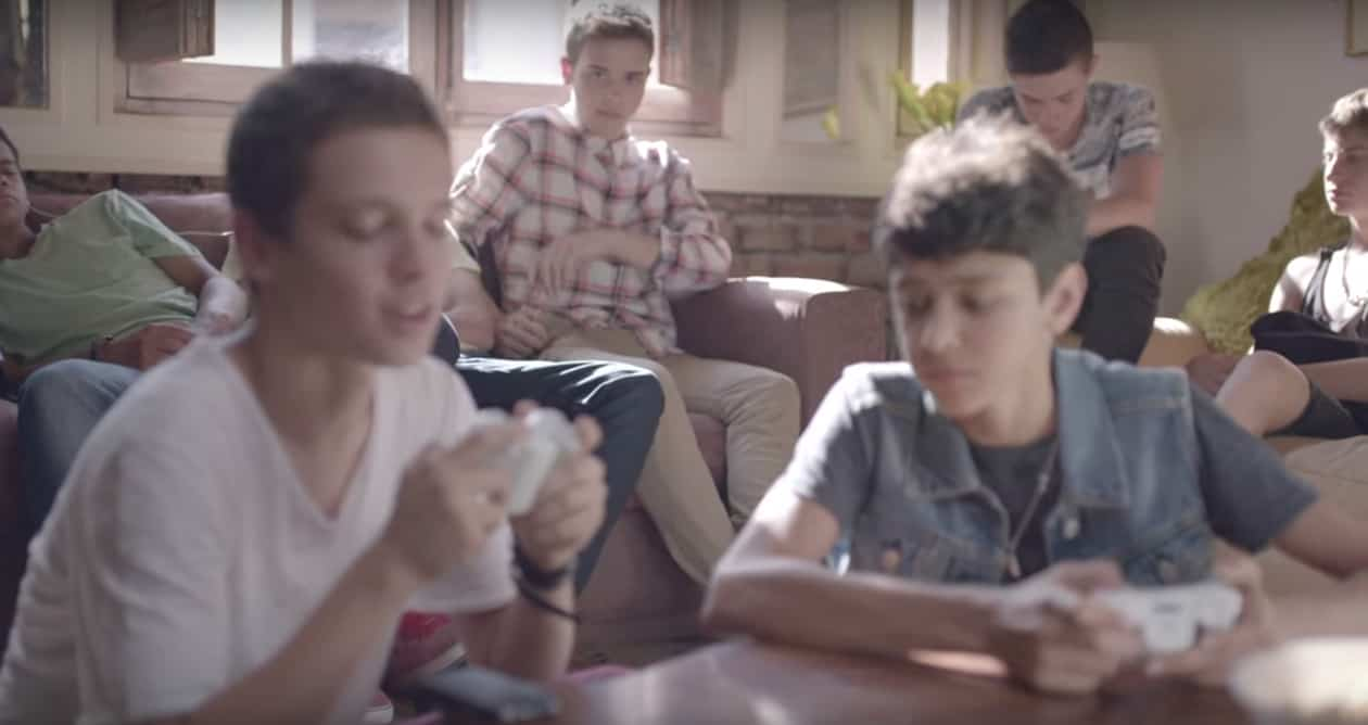 Gay Teen Love The Focus Of New Coca Cola Short From Dustin Lance Black Watch