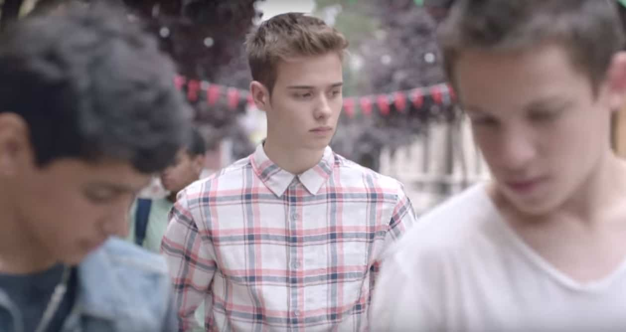 Gay Teen Love the Focus of New Coca-Cola Short from Dustin