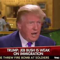 Donald Trump Reveals What He'll Ask Other GOP Candidates At First Debate: VIDEO