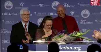 Family Research Council Kim Davis