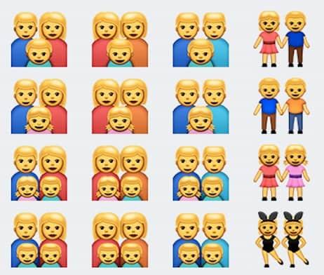 Gay Emojis gay sex