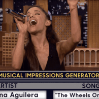 WATCH: Ariana Grande's Pitch-Perfect Musical Impressions of Britney Spears, Christina Aguilera and Celine Dion