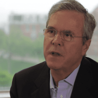 Jeb Bush Suggests Black Voters Back Democrats Because of Promises of 'Free Stuff'