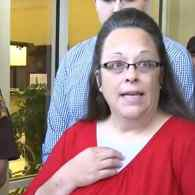 Kim Davis Announces She and Her Family are Now Republicans