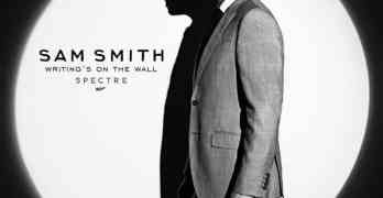 Sam Smith Spectre James Bond Theme Song