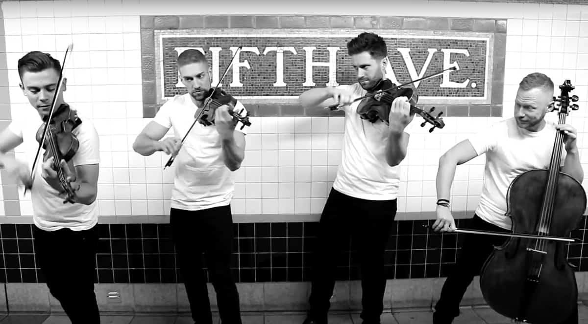 String Quartet Well-Strung