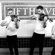Hunky String Quartet Well-Strung Will Never Be 'Royals' in Smashing New Video: WATCH