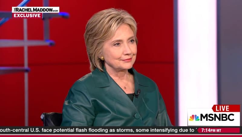 Hillary Clinton DOMA DADT