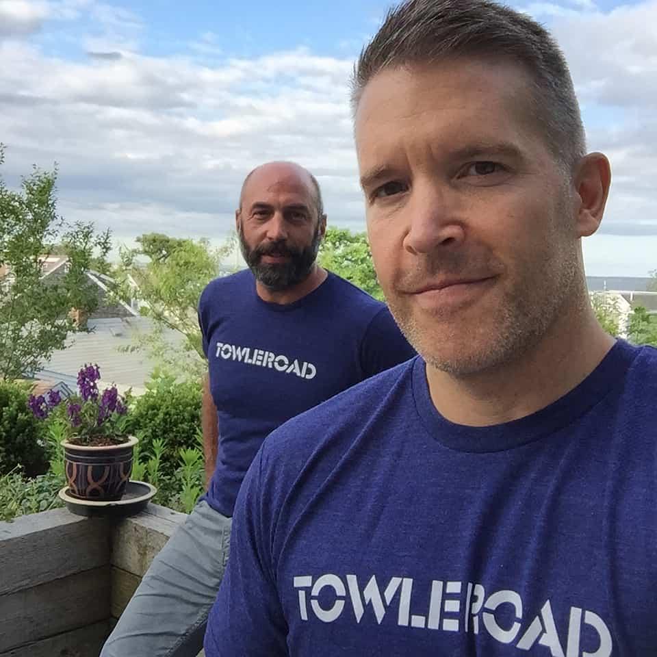 Towleroad T-shirt