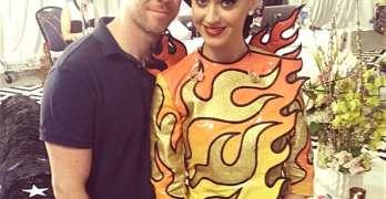 Jake Bailey Katy Perry