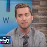 Lance Bass Says the Members of 'N SYNC Were Touched by a 'Pedophile': WATCH