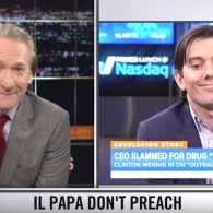 Bill Maher Targets Martin Shkreli and Greedy So-Called 'Christians' – WATCH