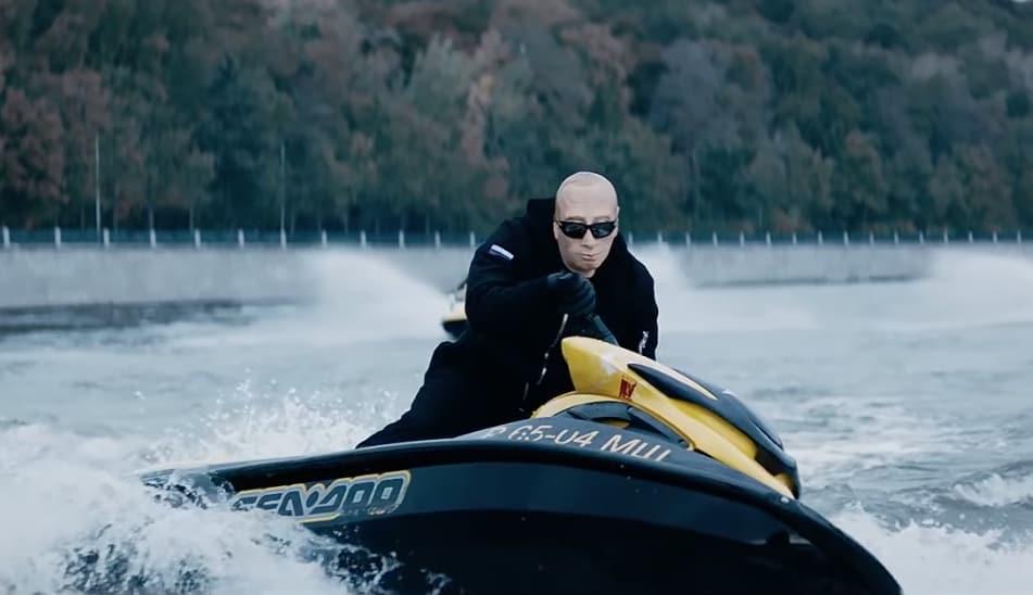 Vladimir Putin birthday