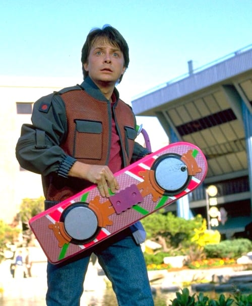 Marty McFly Back to the Future