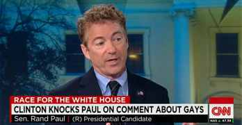 Rand Paul gay