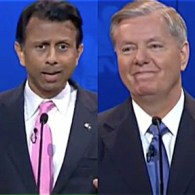 Watch LIVE: CNBC GOP Undercard Debate with Jindal, Santorum, Pataki, and Graham