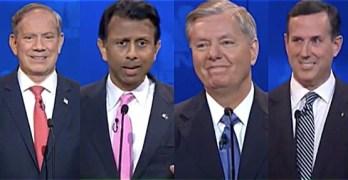 GOP Undercard Debate