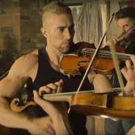 Well-Strung Shows Off Music and Muscle in Sexy 'Devil Went Down to Georgia' Duel — WATCH