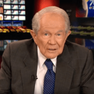 Pat Robertson Warns God Will Punish U.S. For 'Sodomite Marriage' By Ruining U.S. Economy