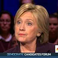Hillary Clinton Shirks DOMA Criticism, Talks LGBT Rights at Candidate's Forum: WATCH