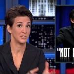 Rachel Maddow Ted Cruz