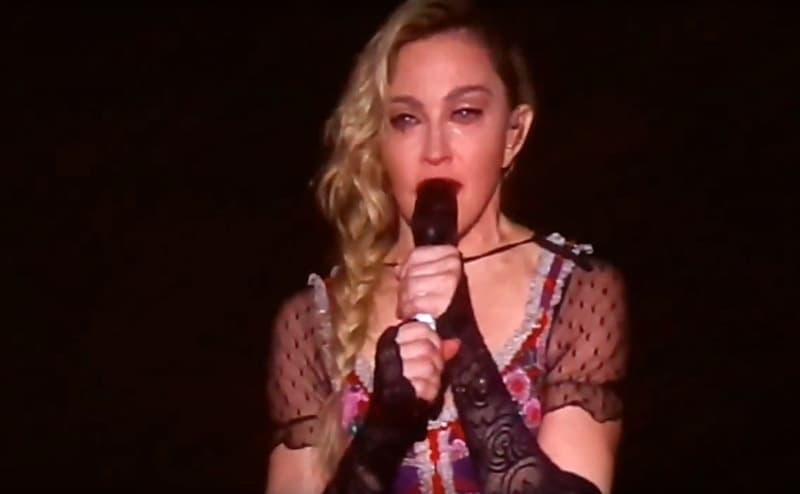 Madonna Paris