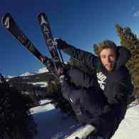 Gus Kenworthy Turns in 'Kardashian Level Selfie' from Ski Slopes in Colorado