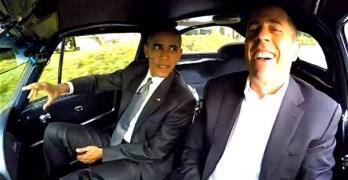 Obama and Seinfeld