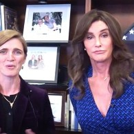 Samantha Power Caitlyn Jenner