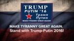 Trump Putin Russia hacked DNC