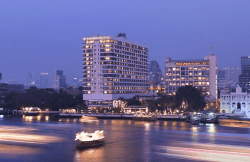 Mandarin Oriental Bangkok; warm-weather getaways in Towleroad and ManAboutWorld gay travel magazine