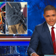 Trevor Noah: 'Texas Is Out of the Closet as Being Super Gay for Guns' – WATCH