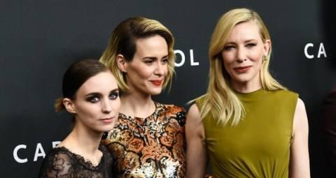 Rooney Mara, Sarah Paulson, Cate Blanchett best picture predictions